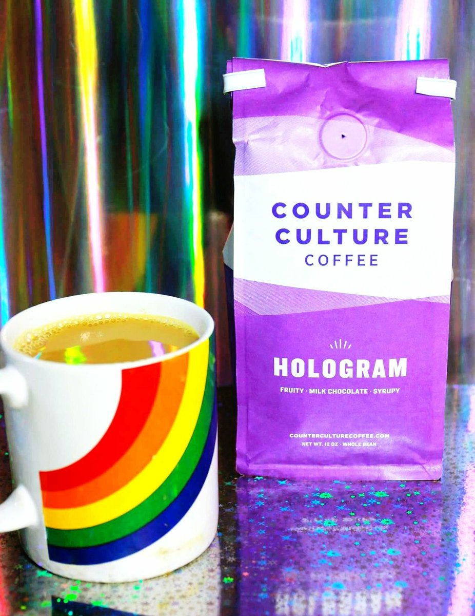 Counter Culture Coffee - HOLOGRAM - The Coffee You Probably Don't Know About But Should!